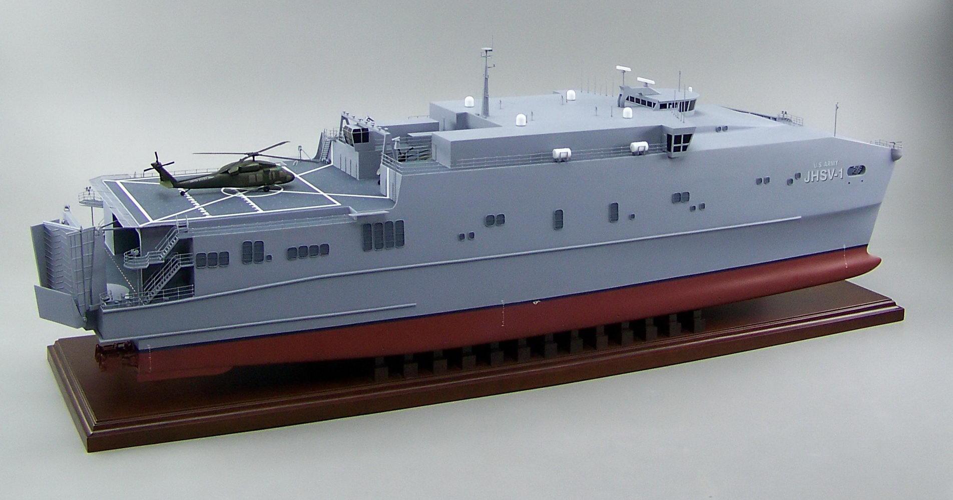 □米海軍,米陸軍統合高速輸送船,フォーティテュード,Spearhead Class ...